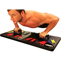 Power Press Pushup System