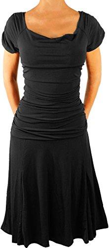 Funfash Dress Gothic Black Women Dress Cocktail Cruise Dress New Size Large 9 11