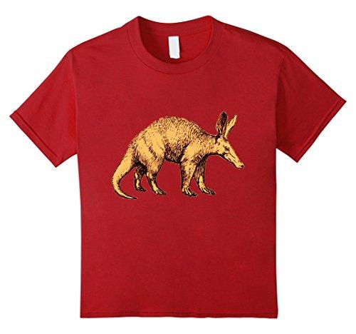 Kids Aardvark t-shirt African Animal Wildlife 4 - Aardvark T-shirt