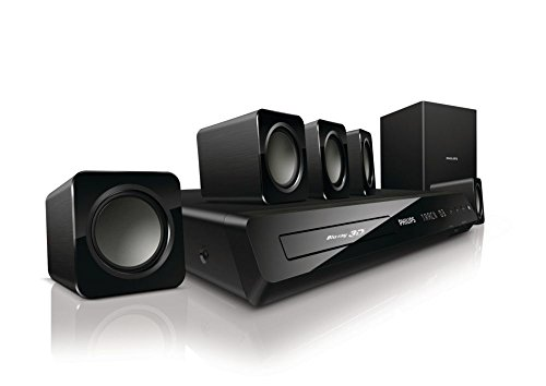 Philips HTS3541/F7 3D Blu-ray 5.1 Home Theater System