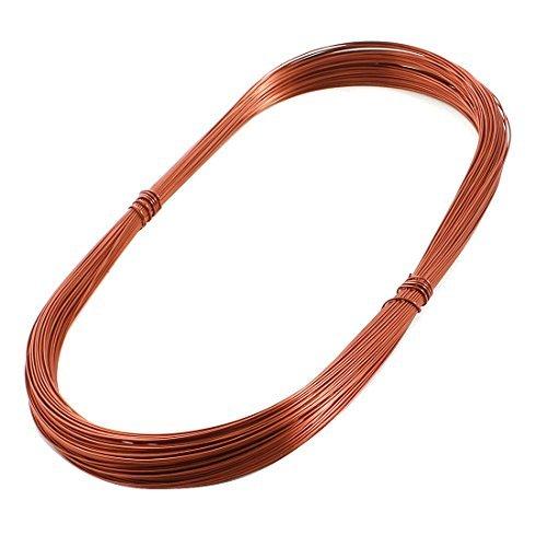 0.62mm de cobre Soldadura Soldadura PPA esmaltado Winding 164 pies de alambre - - Amazon.com