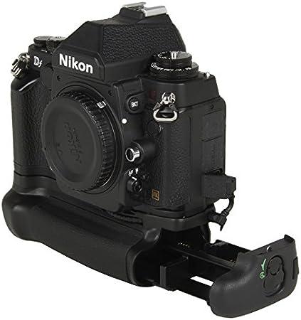 Empuñadura de batería para Nikon DF: Amazon.es: Electrónica