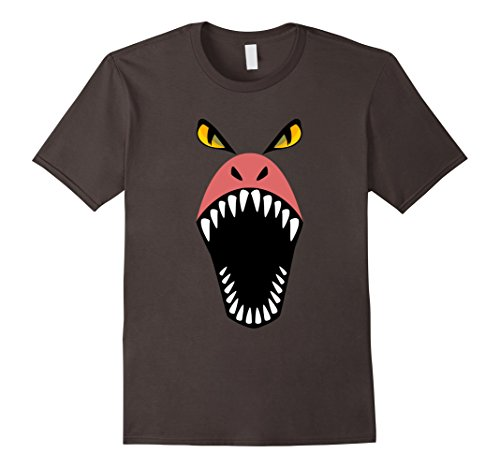 Mens Dragon Shirt Halloween Costume Scary Funny for Kids Adults XL (Scary Diy Halloween Costumes For Adults)