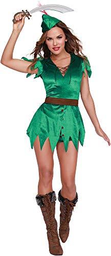 Dreamgirl Women's Mischief in Neverland, Costume,
