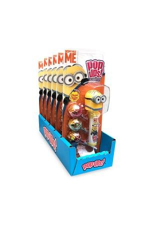 Flix Candy Minions Pop Ups Blister Pack (Pack