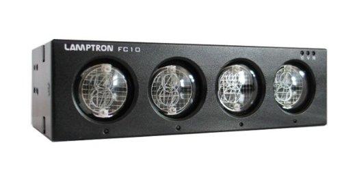 Lamptron FC10 Steampunk Fan Controller 1ST PC CORP.