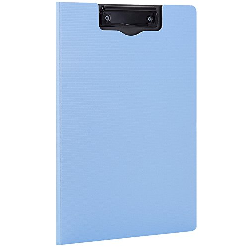 Looneng Clipboard Folder File Padfolio, Vertical, 9-1/2 x 12.8