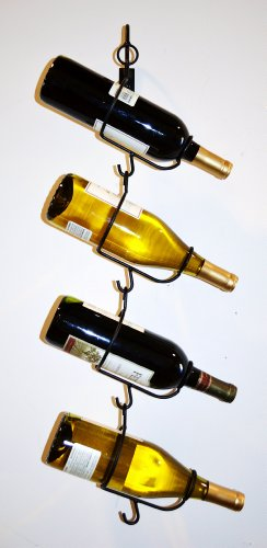 JOHNSON & JOHNSON Wire Wall Hook for Hanging Wine Rack