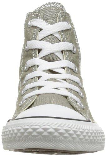 CONVERSE Chuck Taylor All Star Season Hi - Zapatillas de tela infantil gris - Grau (VIEIL ARGENT)