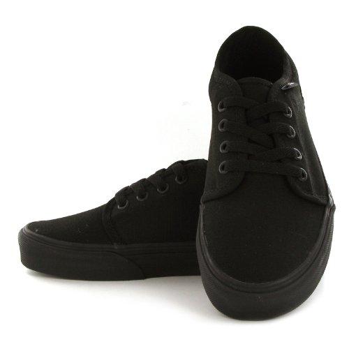Bestelwagen Klassieke 106 Gevulkaniseerde Zwarte Heren Sneakers Maat 10,5 Us