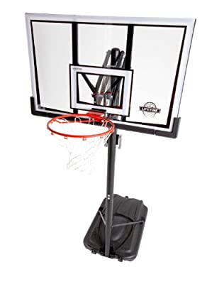Lifetime Portable All Weather Basketball System, 52 Inch Shatterproof Backboard