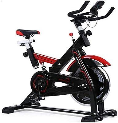 Silenciosa Bicicleta De Spinning Deporte del Pedal En Posición Vertical A Casa En Bicicleta Pérdida De Peso De Interior Bicicleta Estática: Amazon.es: Deportes y aire libre