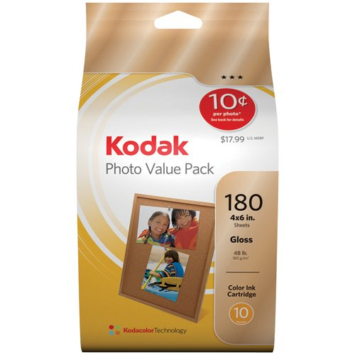 Kodak Everyday Photo Value Pack (8278574)