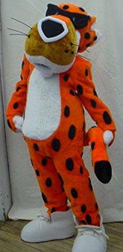 Cheeto Man Costume (Chester Cheetos Mascot Costume Adult Costume)