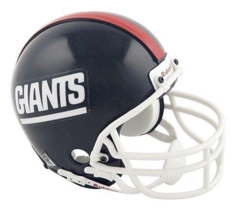 New York Giants Riddell Micro Mini Helmet ()