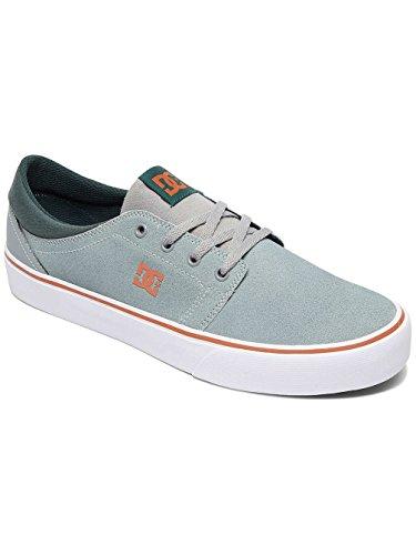 DC Trase Sd, Men's Skateboarding Shoes, Blue (White/Brown) Pine