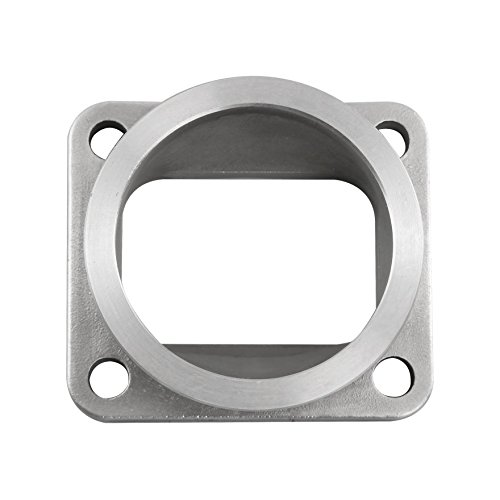 CXRacing T4 Turbo to 3' V-Band 304 Stainless Steel Cast Flange Adapter Converter