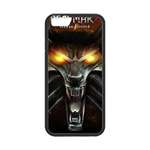 Generic Design Back Case Cover iPhone 6 Plus 5.5 Inch Cell Phone Case Black igry vedmak the witcher Gdqjd Plastic Cases