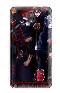 New Akatsuki Tpu Case Cover, Anti-scratch AzkjUiQ4716ocEmc Phone Case For Galaxy Note 3