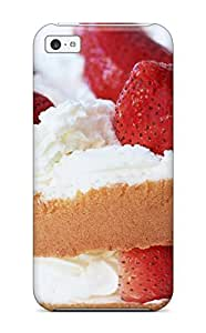 Iphone Cover Case - Strawberry Sweets Protective Case Compatibel With Iphone 5c