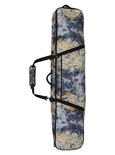 - Burton Wheelie Gig Snowboard Bag, No Man's Land Print, 181 cm