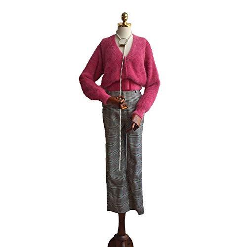 Moda Moda Maglione Girocollo Zuoluo Pink Donna 4pP6qUw