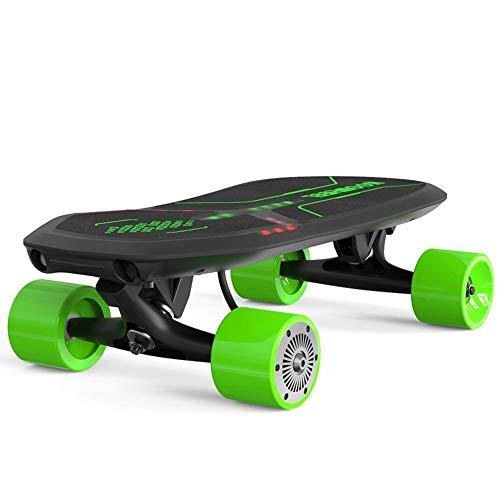 Electric Skateboard 100W Motor Four-Wheeled Kid's Scooter Electric Mini Skateboard by Santree (Image #1)