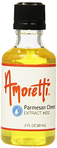 Amoretti Parmesan Cheese Extract, 2 - Popcorn Flavoring Cheesecake