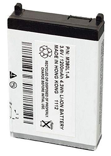 - Lenmar CLM120 Battery Replacement 3.6v 1200mAH Li-Ion