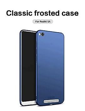 EDGEKART reg; Back Cover for Xiaomi Redmi 5A  Blue