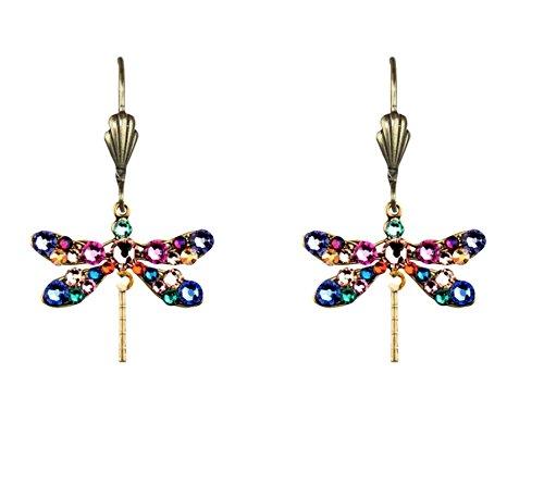 Ayala Crystal Earrings - 8