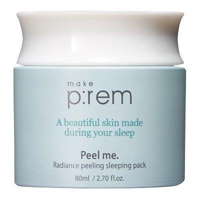 Make P:rem Peel me Radiance Peeling Sleeping Pack - 2.71oz: Amazon.es