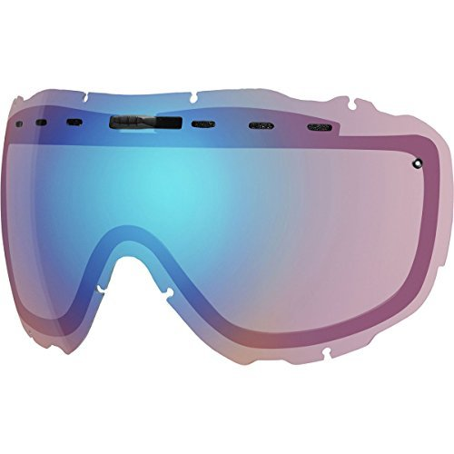 Smith Optics Prophecy Turbo Adult Replacement Lense Snow Goggles Accessories - Chromapop Storm Rose Flash/One Size by Smith Optics
