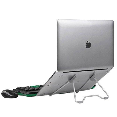 mk. park - Universal Folding Portable Stand Bracket Holder Mount for Tablet Notebook Laptop