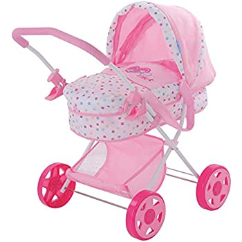 Amazon Com Little Tikes Classic Doll Buggy Amazon