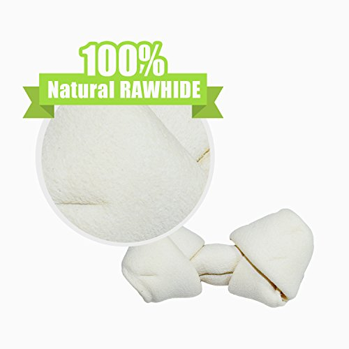 Rawhide-Dog-Bones-Natural-Long-Lasting-Treats-with-Protein-for-Pets-Oral-Hygiene-5-Count-Medium-Chewbones