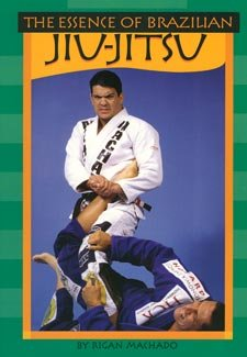 Essence Brazilian Jiu Jitsu Arm Locks DVD Rigan Machado MMA carlos gracie Rigan Machado Dvd