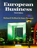 img - for European Business: An Issue-based Approach by Richard Welford (1996-03-26) book / textbook / text book