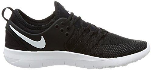 Donna 7 White Nero Wmns Nike Running Black 001 da Free TR Scarpe qSwtB0x