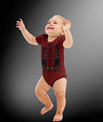 Baby Merc Superhero Costume