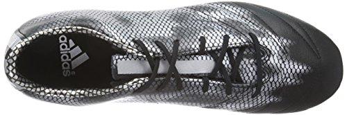 silver Da Uomo Scarpa silver schwarz Fg core Met Black Calcetto Leather Nero F30 Adidas Met aqZO44
