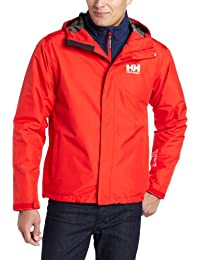 Men's Seven J Waterproof, Windproof, and Breathable Rain Jacket
