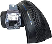 Two Vee Tire 27.5x1.95 Speedster Bike Tires E-Bike-25 Ready, B-Proof Compound FB