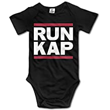 Run KAP Unisex Baby Infant Short Sleeve Bodysuits Playsuit