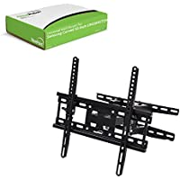 NavePoint Articulating Wall Mount Bracket With Dual Arm Tilt Swivel for Samsung UN55HU7250 Curved 55 TV