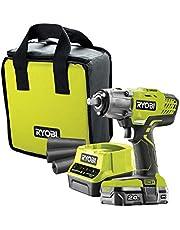 Ryobi R18IW3-120S 18V ONE+ Cordless 3 Speed Impact Wrench Starter Kit (1 x 2.0Ah)