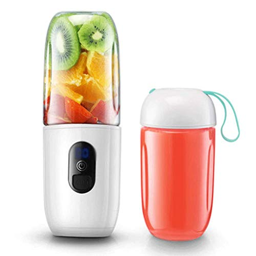 XLEVE Personal Blender for Shakes and Smoothies, Stainless Blade Single Serving Bottles with Travel Lids