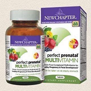 Multivitamins: New Chapter Perfect Prenatal