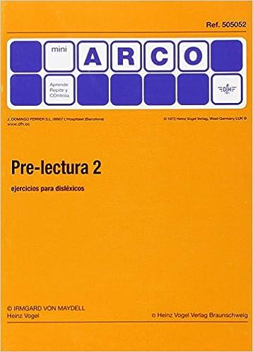 PRE LECTURA 2 MINI ARCO: Amazon.es: AA.VV: Libros