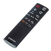 OEM Samsung Remote Control Originally Shipped With: HWJ7500, HW-J7500, HWJ7500/ZA, HW-J7500/ZA, HWJ7500R, HW-J7500R, HWJ7500R/ZA, HW-J7500R/ZA